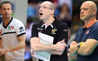 World volleyball coaches show takes place in Czech Republic