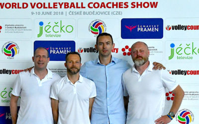 180 Coaches from Europe Attended World Volleyball Coaches Show 2018
