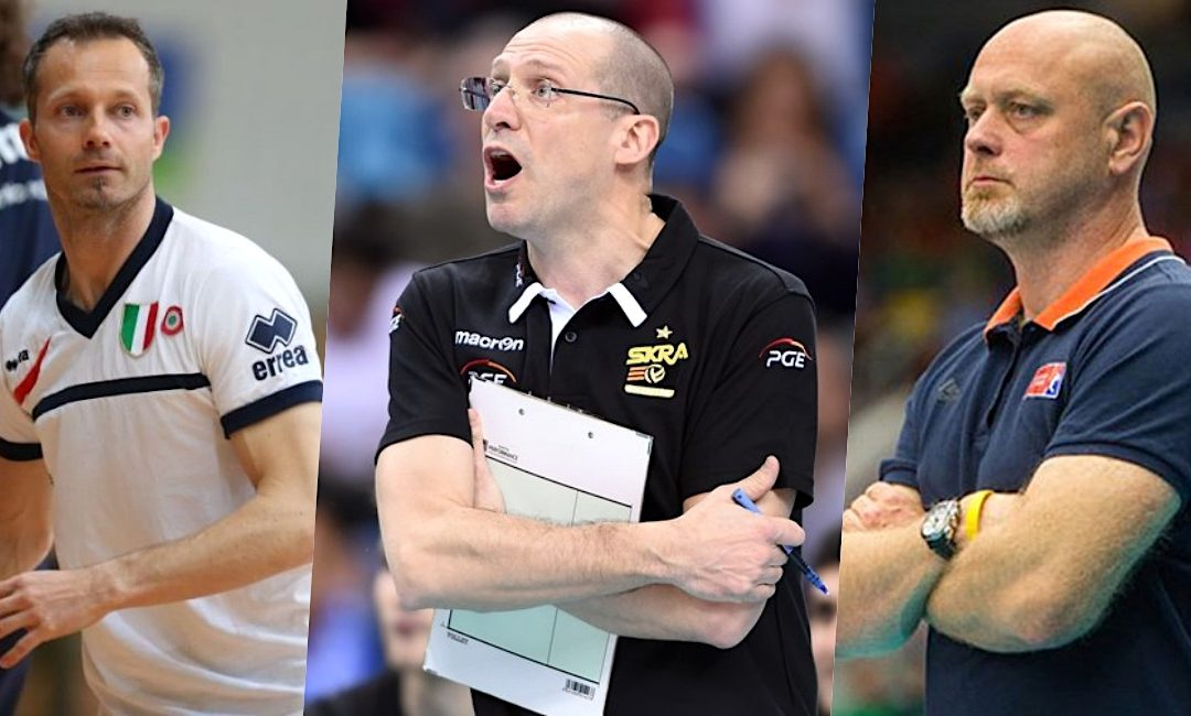 World volleyball coaches show se koná v České republice