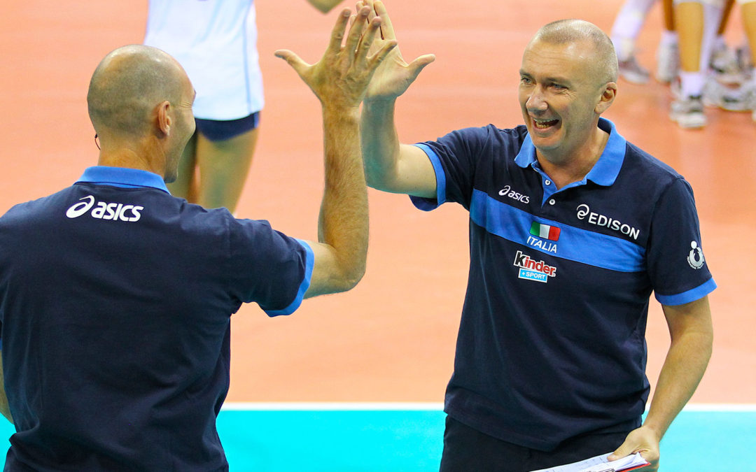 World volleyball coaches show 2019 will feature 3 stars
